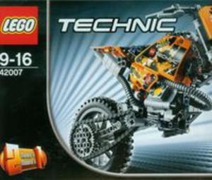 Lego Technic Motor crossowy 2w1 - 2857651172