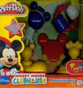 Play-Doh Klub Przyjaciół Myszki Miki Zestaw Myszki Miki - 2857651366