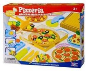 Magiczna masa plastyczna Pizzeria - 2825787079