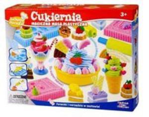 Magiczna masa plastyczna Cukiernia - 2825787080