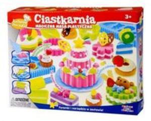 Magiczna masa plastyczna Ciastkarnia - 2857651583