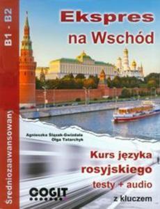 Ekspres na Wschód Kurs języka rosyjskiego - 2857652184