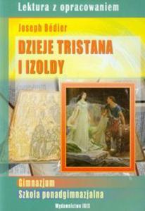 Dzieje Tristana i Izoldy Joseph Bedier - 2825788666