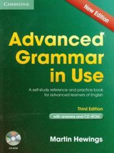 Advanced Grammar in Use + CD-ROM - 2857653574