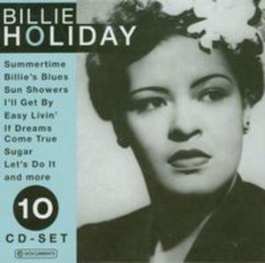 Billie Holiday Portrait - 2857653844