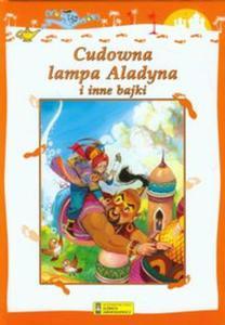 Cudowna lampa Aladyna i inne bajki - 2825789391
