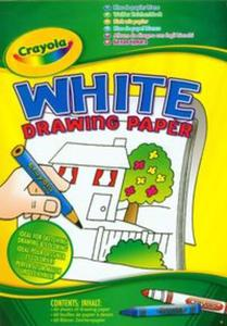 Crayola Blok rysunkowy 80 stron - 2857654036