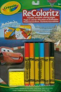 Crayola Rekolorowanka Disney Cars - 2857654044