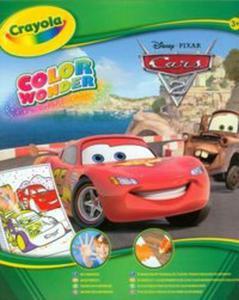Crayola Color Wonder Disney Cars Kolorowanka - 2857654051