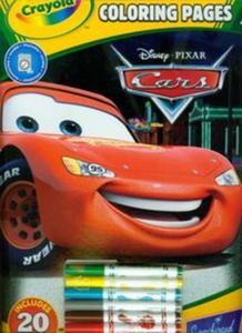 Crayola Kolorowanka Disney Cars - 2857654054