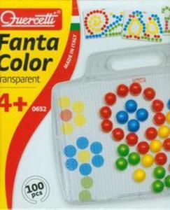 Mozaika Fanta Color transparent - 2857654264