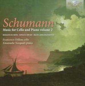 Schumann: Works for Cello & Piano volume 2 - 2857654414