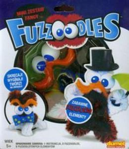Fuzzoodles Mini zestaw Fancy - 2825790054