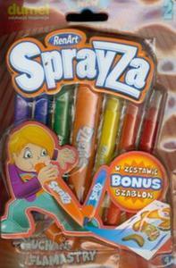 Sprayza Zestaw kolorowy 2 - 2857654582