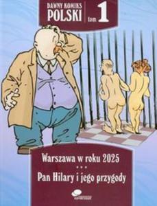 Dawny komiks polski t.1 - 2857654741