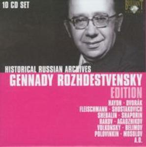 Gennady Rozhdestvensky Edition Vol. 1 - 2857655090
