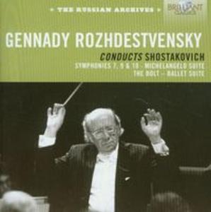 Gennady Rozhdestvensky conducts Shostakovich - 2857655097