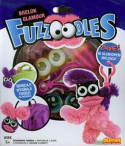 Fuzzoodles brelok Glamour - 2857655152