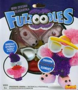 Fuzzoodles mini zestaw Elegantka - 2825790656