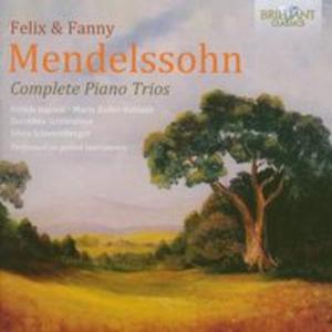 Mendelssohn: Complete Piano Trios - 2825791303
