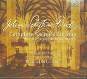 J.S. Bach: Complete Sacred Cantatas - 2853492665