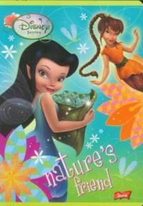 Zeszyt Disney Wróżki A5 w 3 linie 16 kartek natures friend - 2857655861