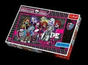 Monster High Puzzle 260 Paczka ze Straszyceum - 2857655979