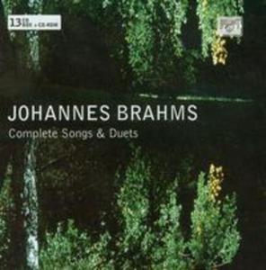 Brahms: Complete songs & duets - 2825791733