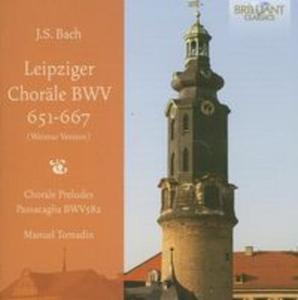 J.S.Bach: Leipziger Chorale BWV651-667 (Weimar Version) - 2857657256