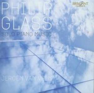Glass: Solo Piano Music - 2857657322