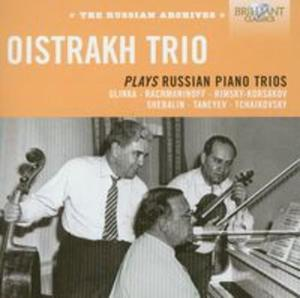Oistrakh Trio plays Russian Piano Trios - 2825792833