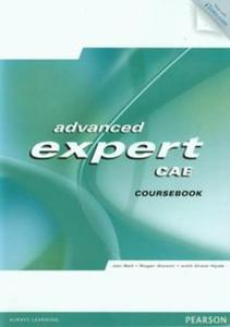 Advanced Expert cae coursebook + CD ROM - 2857657650