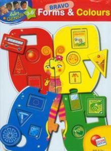 Baby Genius Bravo Kształty i kolory - 2825793522