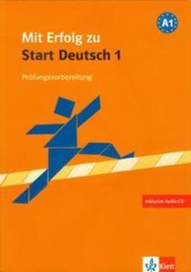 Mit Erfolg zu Start Deutsch 1 Prufungsvorbereitung + CD - 2857658329