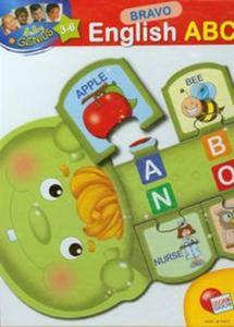 Baby Genius Bravo English ABC - 2857659741
