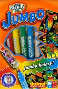 Jumbo Blendy pens kolory - 2857660481