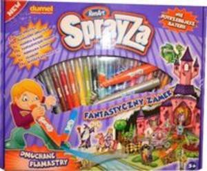 Sprayza Zestaw gigant - 2857660484