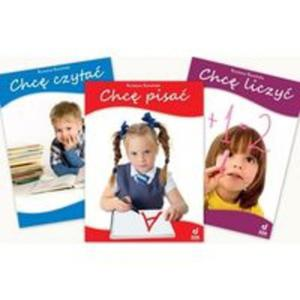 Chcę się uczyć. Wychowanie przedszkolne. Pakiet publikacji - 2857660598