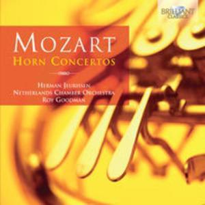 Mozart: Horn Concertos - 2857662214