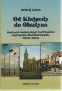 Od Kłajpedy do Olsztyna - 2825797985