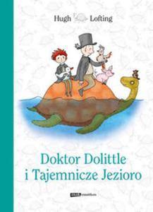 Doktor Dolittle i Tajemnicze Jezioro - 2857663282
