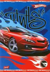 Zeszyt Hot Wheels A5 w linie 32 kartki - 2857664550