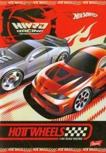 Zeszyt Hot Wheels A5 w linie 32 kartki czerwony - 2857664551