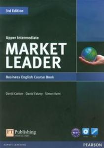 Market Leader Bussiness English upper intermediate - podręcznik + CD trzecia edycja - 2857665119