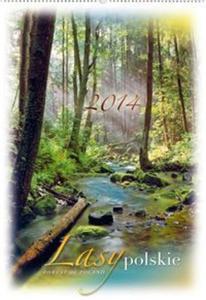 Kalendarz 2014 RW 4 Lasy polskie - 2825801432