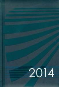 Kalendarz 2014 A5 Tewo Lux - 2857666366
