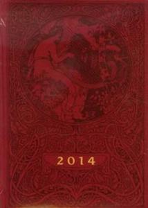 Kalendarz 2014 Tepol B6 Lux - 2825802087