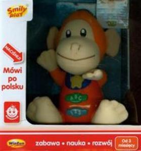Małpka przytulaczek - 2857668935