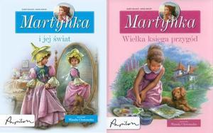 MARTYNKA I JEJ ŚWIAT MARTYNKA WIELKA KSI ĘGA PRZYGÓD 9788324599028 - 2857669053