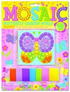 Mini mozaika Motyl - 2857669194